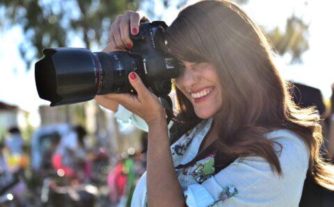 Buket Özatay Fotoğrafçılık Kursu Girne Gençlik Gelişim Merkezi